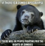 If There Is A Zombie...