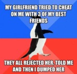My Girlfriend Tried To Cheat On Me...
