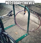 Not Today, Thieves...