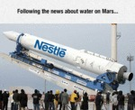 Following The News About Water On Mars...
