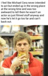 I Feel Like Michael Cera Never Intended...