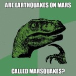 Are Earthquakes On Mars...