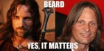 Beard, Yes It Matters...