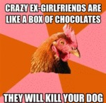 Crazy Ex Girlfriends Are Like A Box Of Chocolates