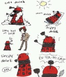 Soft Dalek, Warm Dalek