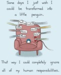 Some Days I Just Wish...