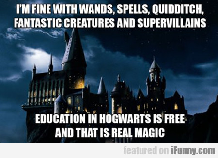I'm Fine With Wands...