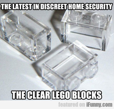 The Latest In Discreet Home Security...