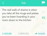 The Real Walk Of Shame Is When...