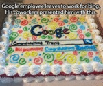 Google Employee Leaves To...