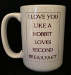 I Love You Like A Hobbitt...