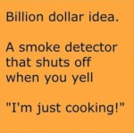 Billion Dollar Idea A Smoke Detector That Shuts Of