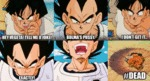 Hey Vegeta! Tell Me A Joke...