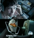 Come In, Kowalski...