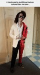 A Friend Made The Best Michael Jackson