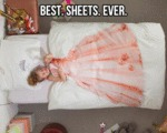 Best. Sheets. Ever...