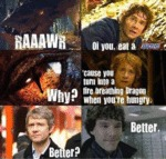 Oi You, Eat A Snickers...