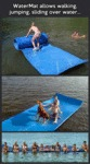 Watermat Allows Walking...