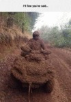 I'll Tow You He Said...