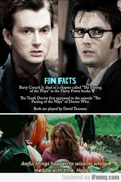 Fun Facts...