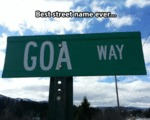 Best Street Names Ever...