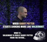 When Harry Potter Starts Looking...