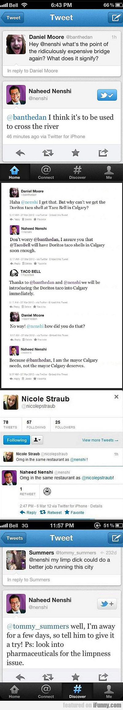 The Mayor Of Calgary Is Pretty Awesome