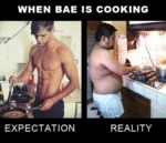 When Bae Is Cooking...