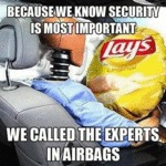 Because We Know Security Is Most Important...