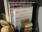 Visiting Your Parents Can Be...