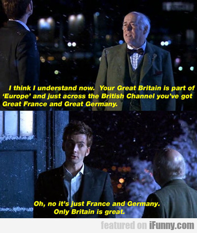 i think i understand now. your great britain...