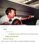 I Met Bill Nye On A Plane In 1999...