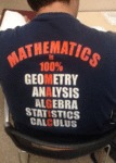 Mathematics Is 100%