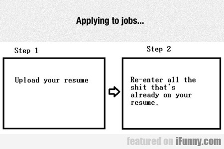 Applying To Jobs...