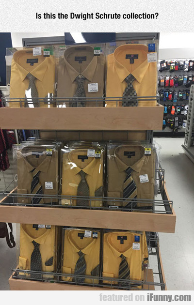 is this the dwight schrute collection?