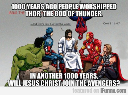 1000 Years Ago People Worshipped Thor...
