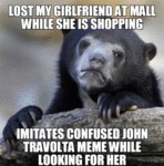 Lost My Girlfriend At Mall While Shopping...