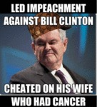 Led Impeachment Against Bill Clinton...