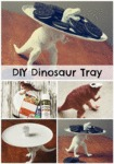 Diy Dinosaur Tray...