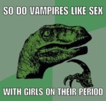 So Do Vampires Like Sex...