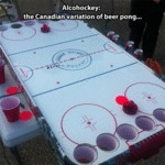 Alcohockey...