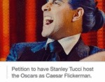 Petition To Have Stanley Tucci Host The Oscars