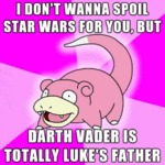 I Don't Wanna Spoil Star Wars For You...