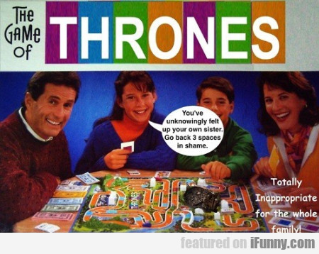 The Game Of Thrones You Ve Unknowingly