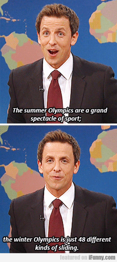 The Summer Olympics Are A Grand Spectacle Of...