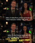 Hello: I'm Katy Perry...