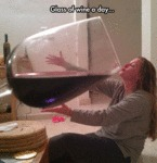Glass Of Wine A Day...