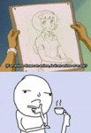 If Anime Draws An Anime...