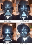 Darth Vader, Darth Surprised...