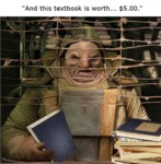 And This Textbook Is Worth...
